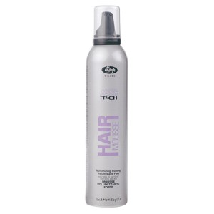 Lisap HIGH TECH Mousse Volumizzante Pianka mocna do objętości 300ml