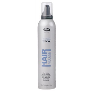 Lisap HIGH TECH Gel Mousse Effetto Bagnato Pianka w żelu 300ml